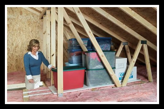 Attic-organization-frame-orange-county